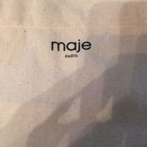 Maje Bags - Large Tote bag by Maje